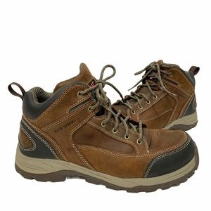 """Red Wing Men's Truhiker boot, 5"""" safety toe work"""